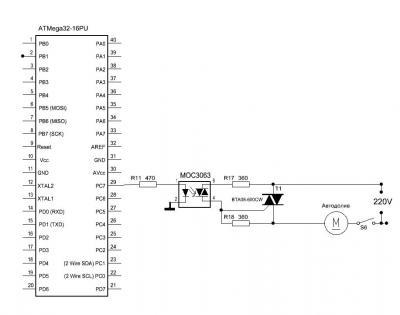 устройство зарядное уза 1 схема