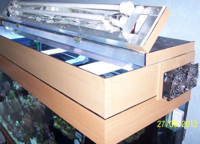 Крышка для аквариума из панелей пвх своими руками